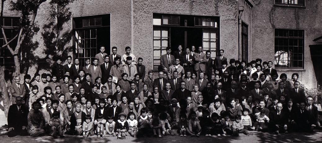 中村牧師時代 集合写真